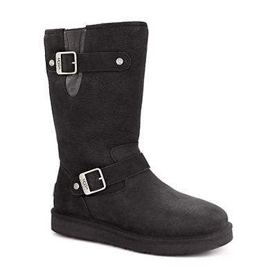 UGG Sutter Womens Boots, Black, viewer
