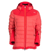 KJUS Snowray Womens Insulated Ski Jacket, Lake Hillier Melange-Lake Hill, medium