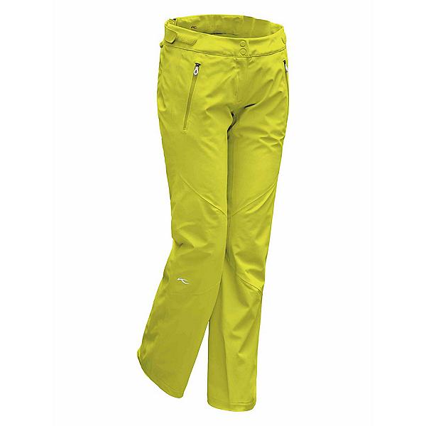 KJUS Formula Womens Ski Pants, Sulphur, 600