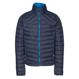 KJUS Blackcomb Mens Jacket, Atlanta Blue-Malawi Blue, 256