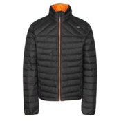 KJUS Blackcomb Mens Jacket, Black, medium