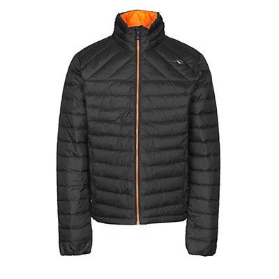 KJUS Blackcomb Mens Jacket, Black, viewer