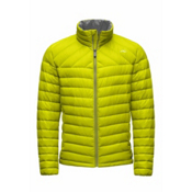 KJUS Blackcomb Mens Jacket, Sulphur-Dusk, medium