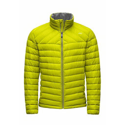 KJUS Blackcomb Mens Jacket, Sulphur-Dusk, 256