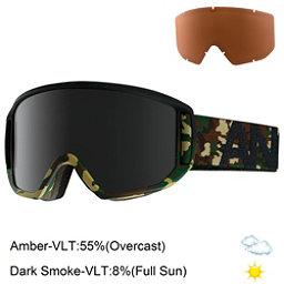 Anon Relapse Goggles, Guerrilla-Dark Smoke, 256