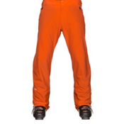 KJUS Formula Mens Ski Pants, K Orange, medium