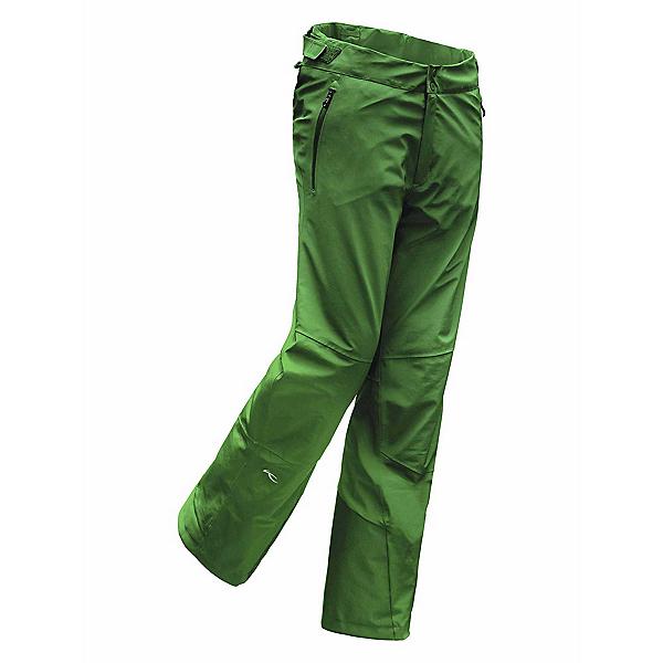 KJUS Formula Mens Ski Pants, Clover Leaf, 600