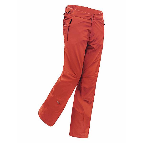 KJUS Formula Short Mens Ski Pants, Scarlet, 600