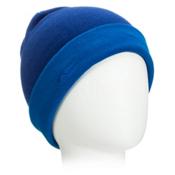 KJUS Turn Beanie Hat, Alaska Blue-Malawi Blue, medium