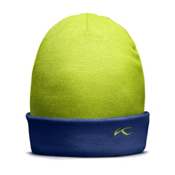 KJUS Turn Beanie Hat, Wasabi-Alaska, medium