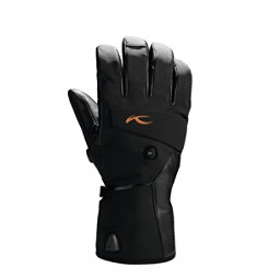 KJUS BT Touch Screen Gloves, Black, 256