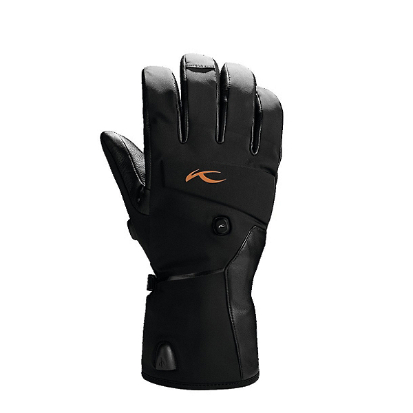KJUS BT Touch Screen Gloves, Black, 600