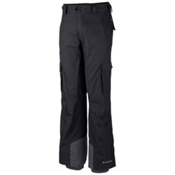 Columbia Ridge 2 Run II Mens Ski Pants, Black, medium