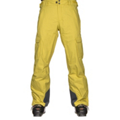 Columbia Ridge 2 Run II Mens Ski Pants, Mineral Yellow, medium