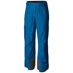 Columbia Ridge 2 Run II Mens Ski Pants, Dark Compass, 256