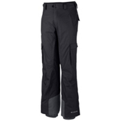 Columbia Ridge 2 Run II Mens Ski Pants, Black, medium