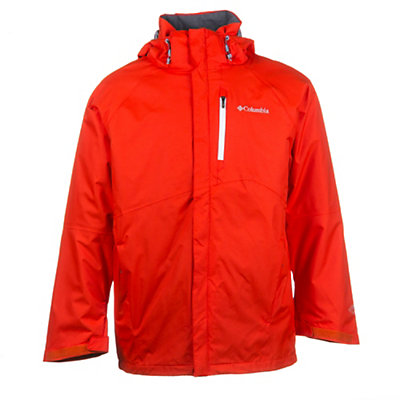 Columbia Powderkeg Interchange Tall Mens Insulated Ski Jacket, , viewer