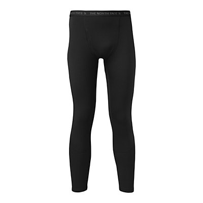 The North Face Warm Tight Mens Long Underwear Pants, TNF Black, viewer