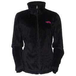 The North Face PR Osito 2 Womens Jacket, TNF Black, 256