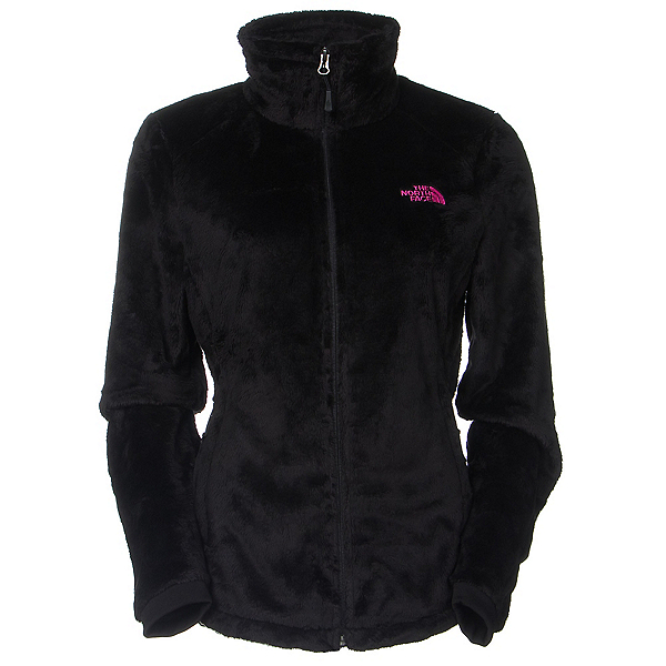 The North Face PR Osito 2 Womens Jacket, TNF Black, 600