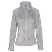 The North Face PR Osito 2 Womens Jacket, High Rise Grey, medium