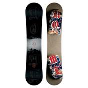 Rome Shank Snowboard 2015, 144cm, medium