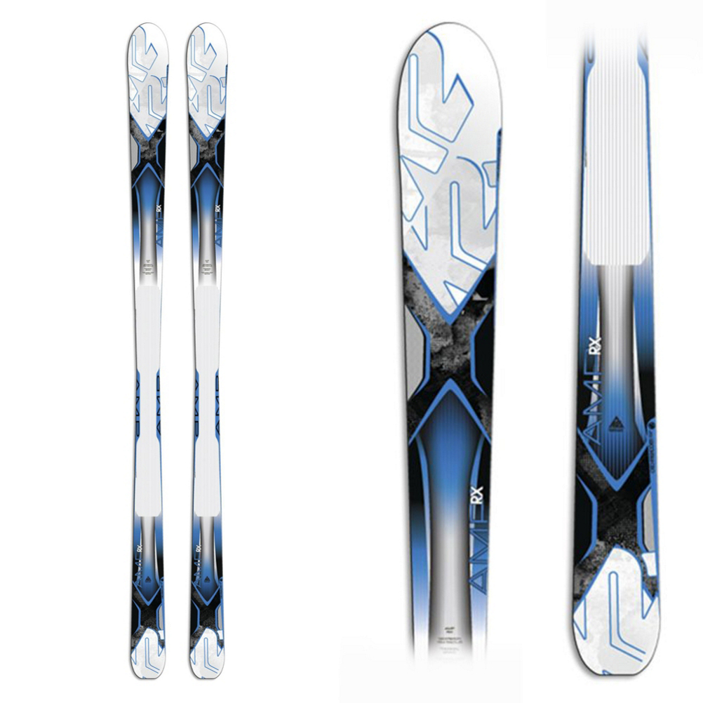 K2 AMP RX Skis