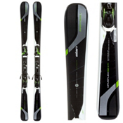 Elan Amphibio 82 Xti E Skis with ELX 12 Fusion Bindings, , medium