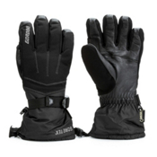 Gordini GORE-TEX Down II Womens Gloves, Black, medium