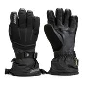 Gordini GORE-TEX Down II Womens Gloves, Black, medium
