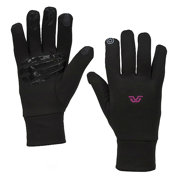 Gordini Tactip Stretch Fleece Touch Screen Womens Glove Liners, , 600