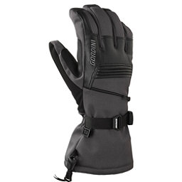 Gordini Gore-Tex Storm Trooper II Gloves, Gun Metal Black, 256