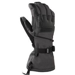 Gordini Gore-Tex Storm Trooper II Gloves, Gun Metal Black, 256