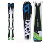 Volkl RTM Jr. 7.0 Kids Skis with Marker 3 Motion 7.0 Bindings 2015, , medium