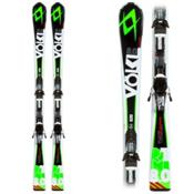 Volkl RTM 8.0 Skis with Marker 10.0 Fastrak Bindings, , medium