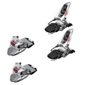 Marker Squire Ski Bindings, White-Black-Anthracite, medium