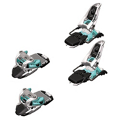 Marker Squire Ski Bindings 2016, White-Mint-Black, medium