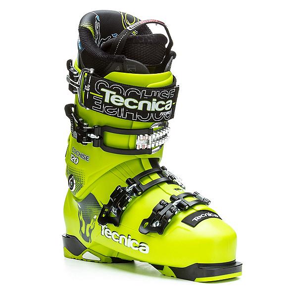 Tecnica Cochise 120 Ski Boots, Green, 600