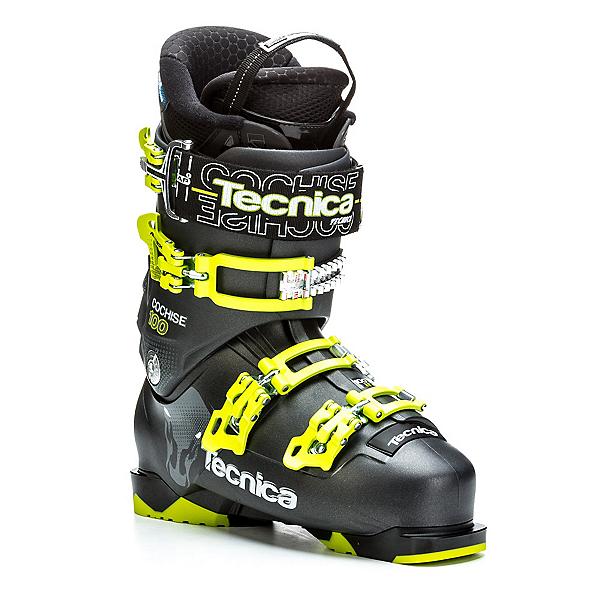 Tecnica Cochise 100 Ski Boots, Anthracite-Black, 600