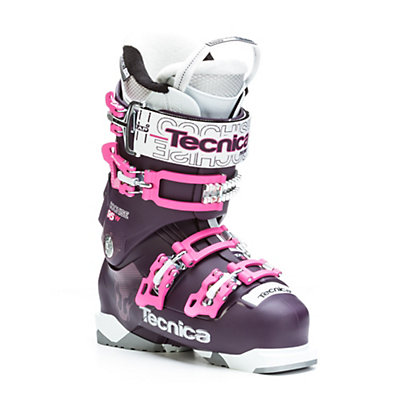 Tecnica Cochise 95 W Womens Ski Boots, Violet, viewer