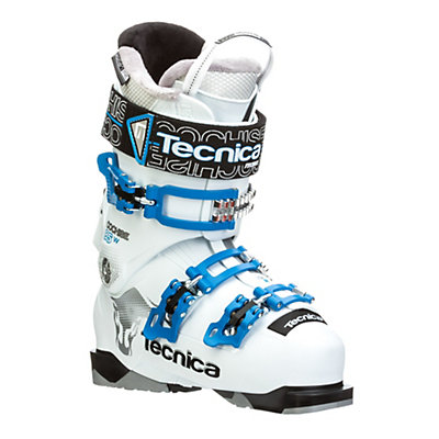 Tecnica Cochise 85 W Womens Ski Boots, White, viewer
