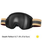 SHRED Smartefy Goggles 2015, Shrastawood-Stealth Reflect, medium