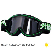 SHRED Soaza Goggles, Don-Stealth Reflect, medium