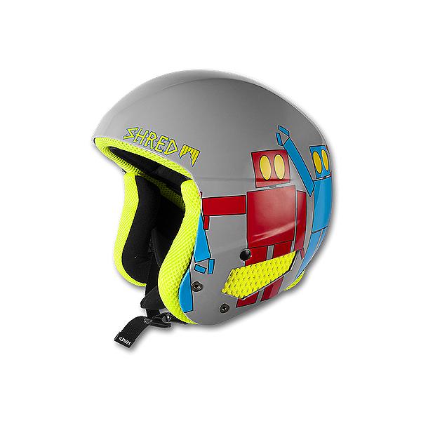 SHRED Brain Bucket Helmet, Robot Boogie, 600