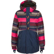 O'Neill Nobility Womens Insulated Snowboard Jacket, , medium