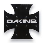 Dakine X Mat Stomp Pad 2017, Black, medium