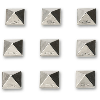 Dakine Pyramid Studs Stomp Pad 2017, Chrome, viewer