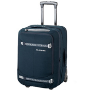 Dakine DLX Roller 46L Carry On Bag, Navy Canvas, medium