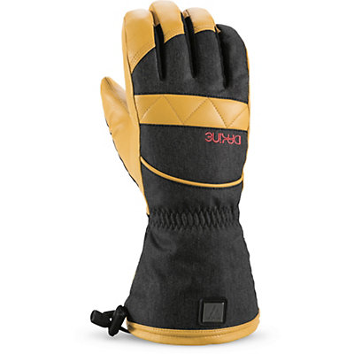 Dakine Topaz Womens Gloves, Denim, viewer
