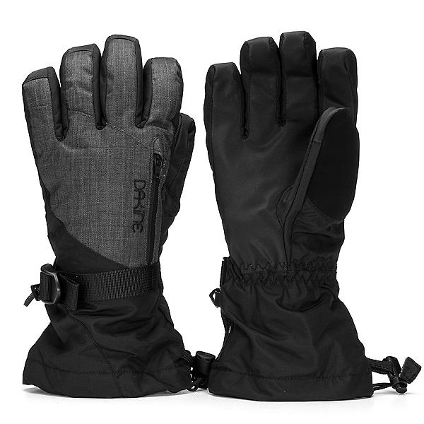 Dakine Sequoia Womens Gloves, Charcoal, 600